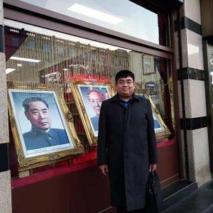 中国での文系大学院留学